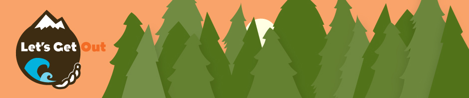 Forest header for Let's Get Out Adventure Camps